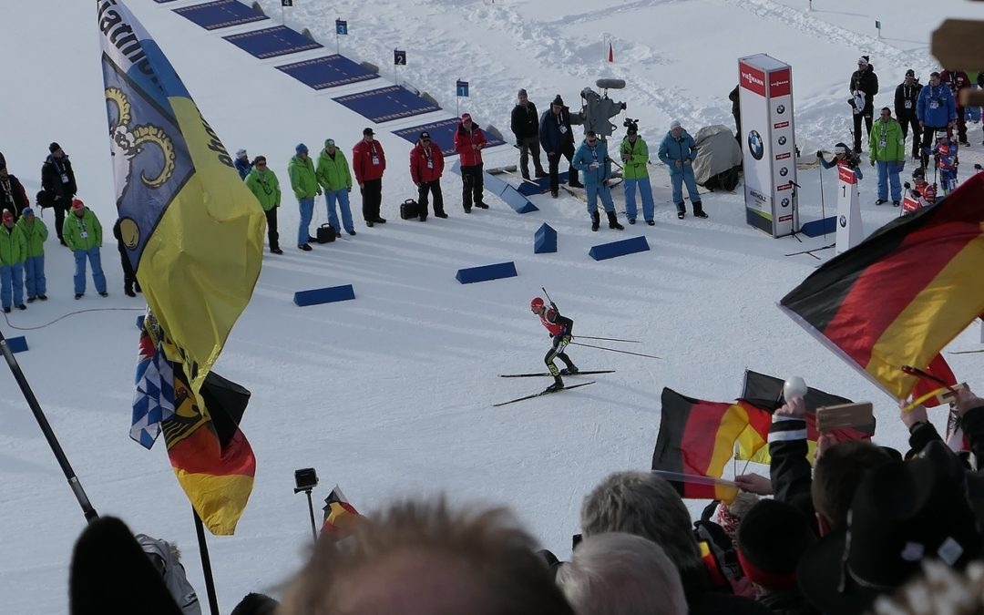 Biathlon-Weltcup in Antholz