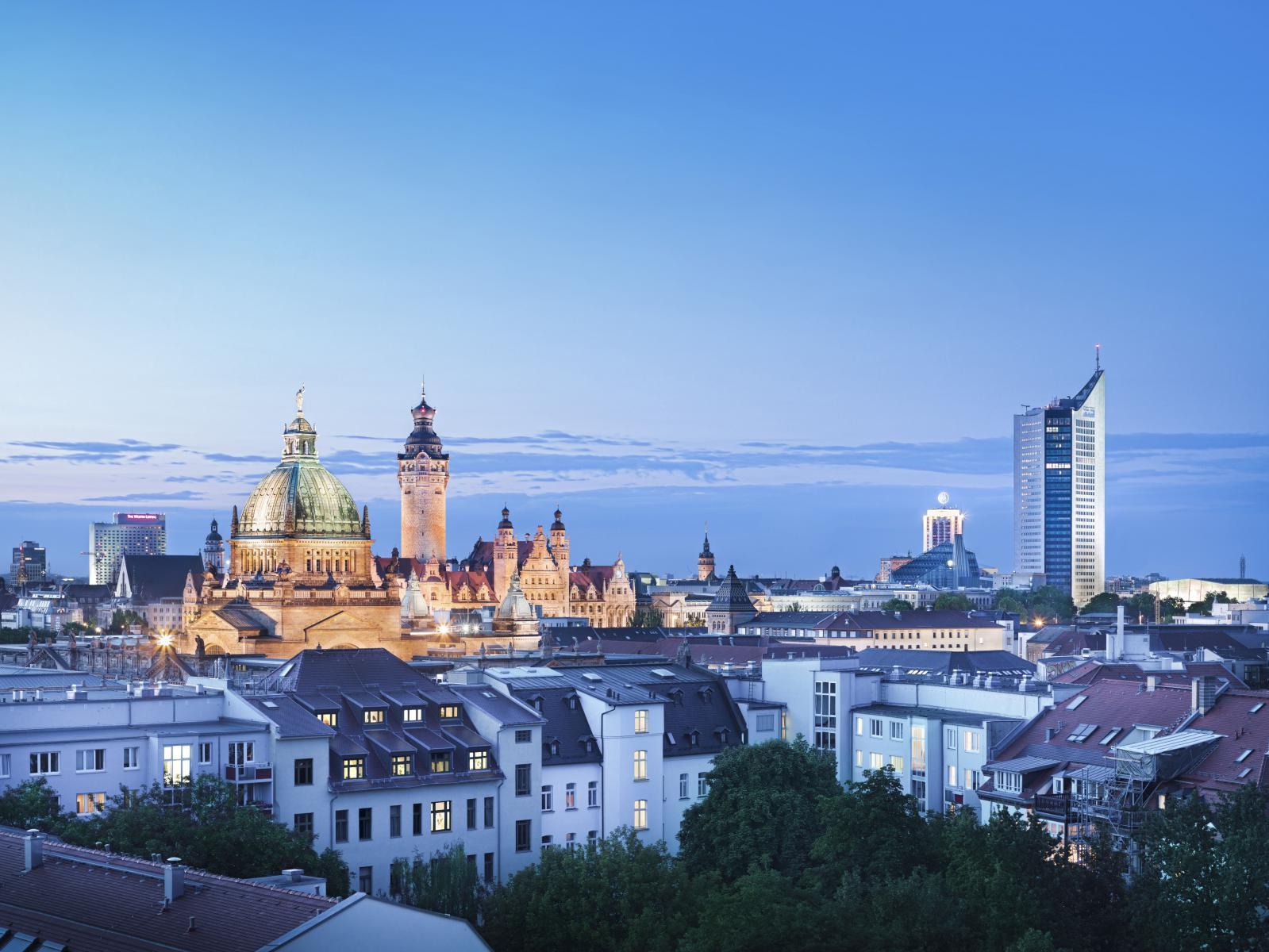 Bach´s Johannes-Passion & die Olsenbande in Leipzig