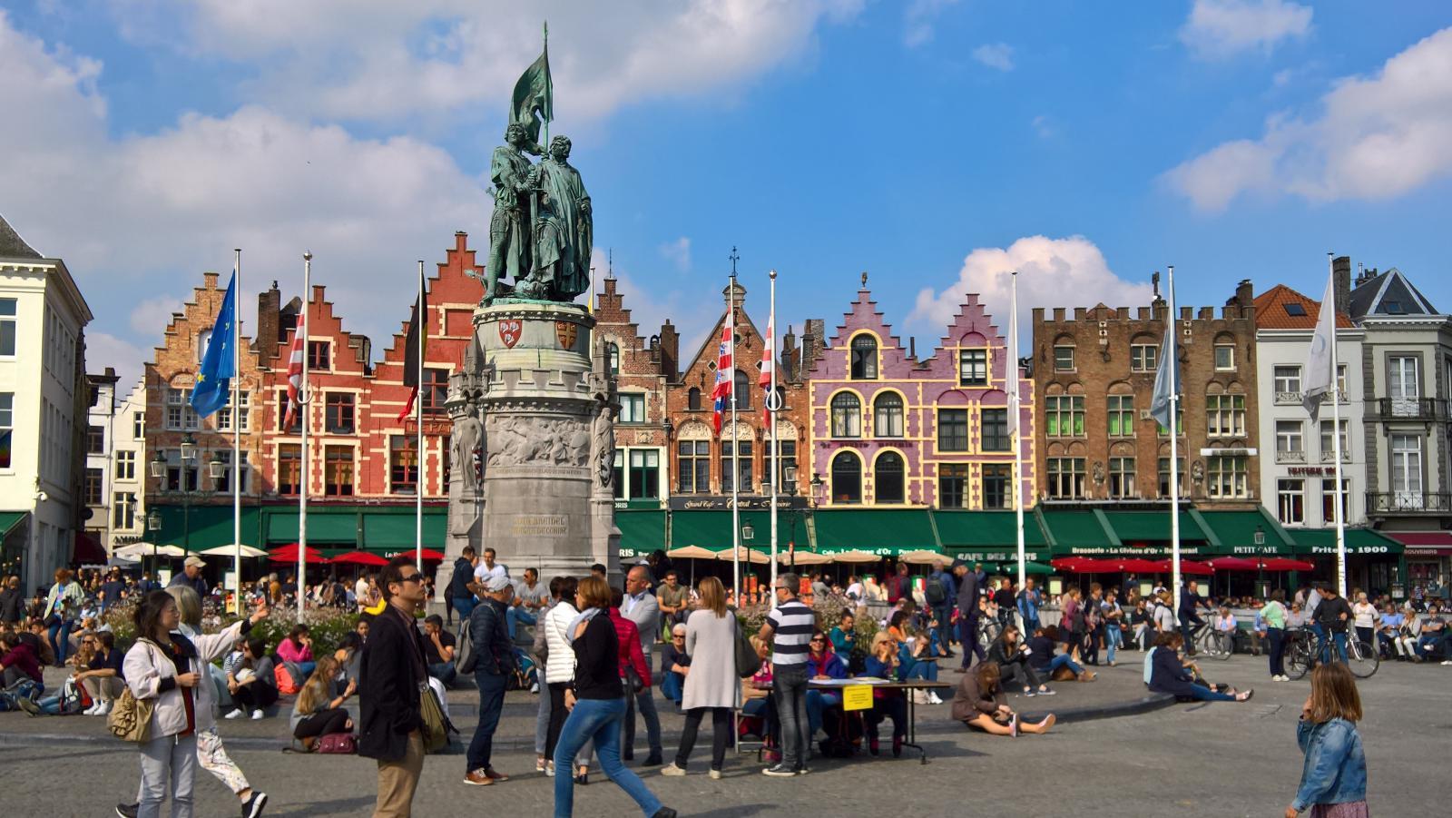 Genter Florialien und die schönsten Städte Flanderns