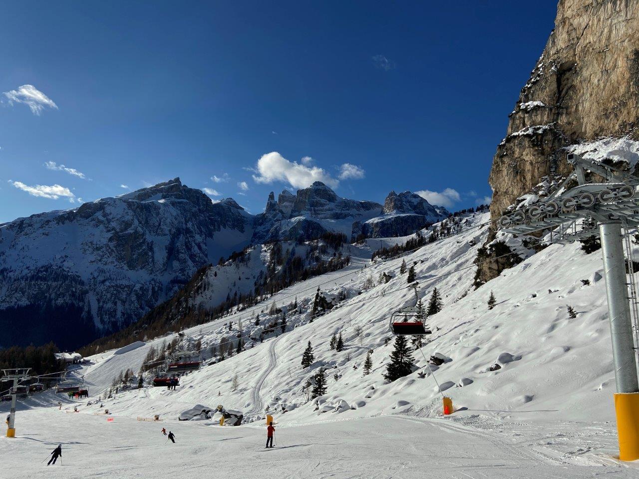 Dolomiti Superski – Skifahren in Alta Badia